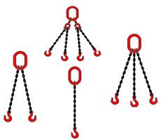 单、双、三、四腿成套索具(ZS0803)