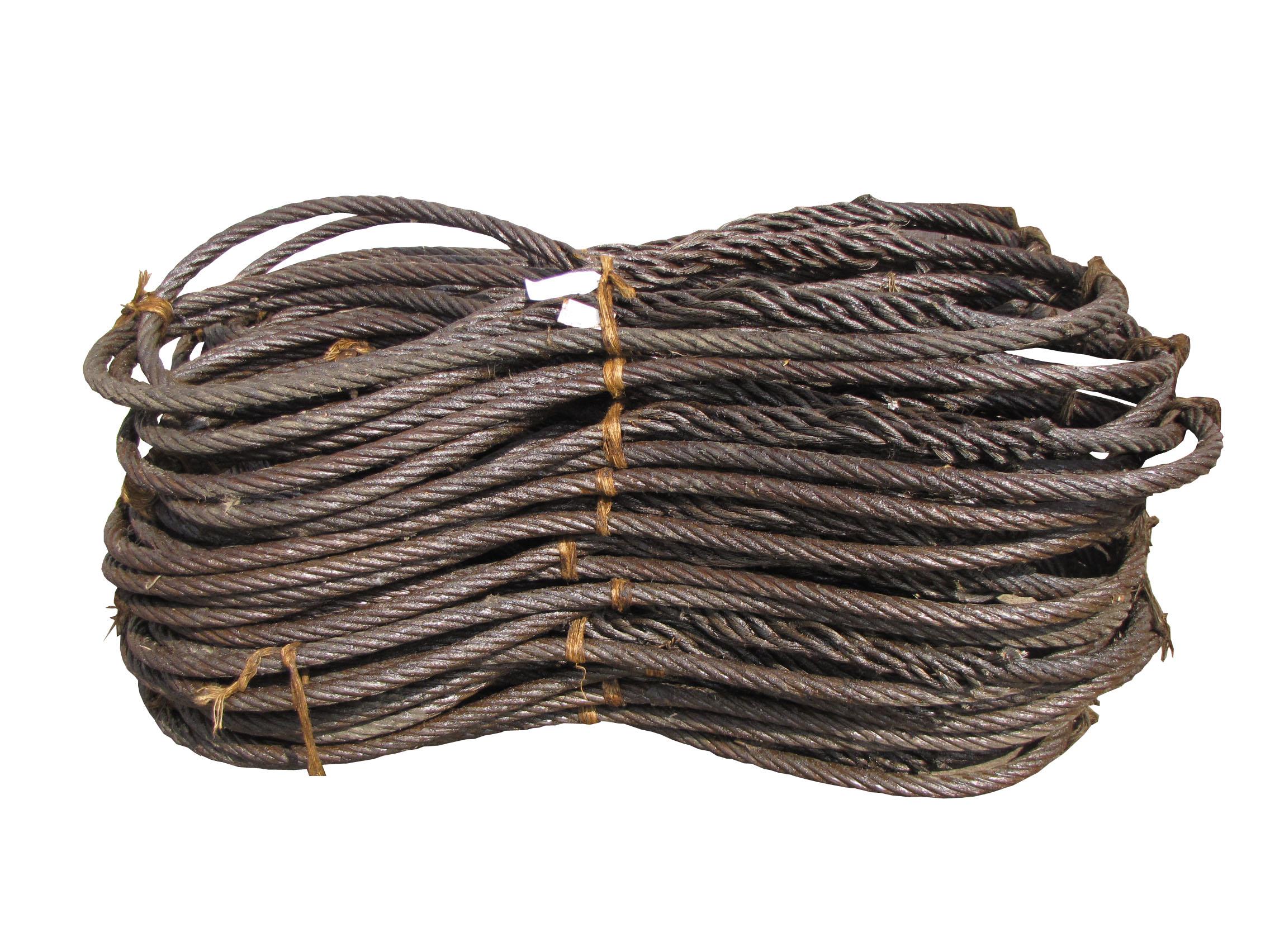 插编钢丝绳索具(ZS0203)
