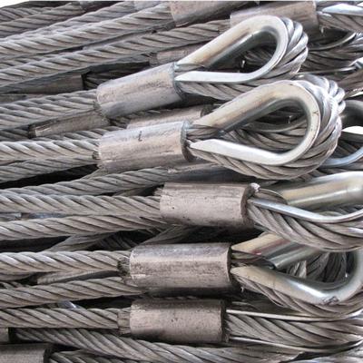 压制钢丝绳索具(ZS0202)