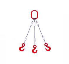 钢丝绳索具常用组合